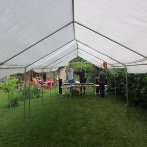 Nikk Van Kleest & Paulantoine LIVE @ First Annual Rainboy Gathering Griesheim