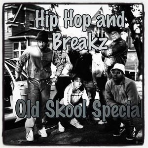 The Hip Hop and Breakz Old Skool Special from December 3rd 2016 on Crackers Radio with DJ Scott