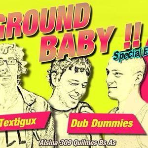 Textigux@underGround Baby -Maos Club 4.01.2014