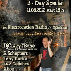 Dj XiloX - Brother Bratzas B-Day Special mix 2012.08.11.