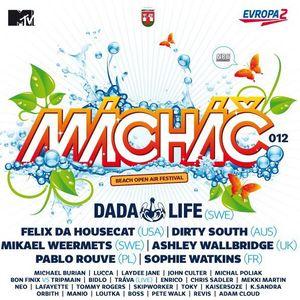 DJ Enrico live@ Mácháč 2012 main stage 25.8.2012