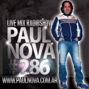 Paul Nova Live Mix 286
