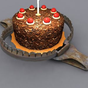 the cake is a trap