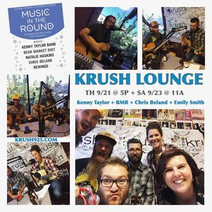 Krush Lounge Music In The Round 092117