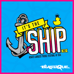 Blastique Live at It's The Ship 2017 - Tribute Stage