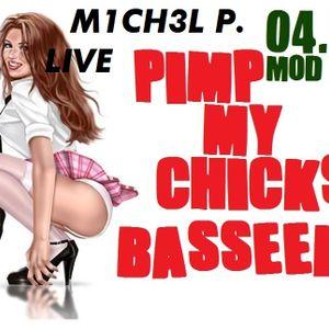 M1CH3L P. live @ Basseks prty @ MOD CLUB(Saint-P.)4/08/12
