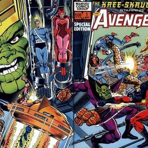 U75GMCP#38: The Kree/Skrull War with Jon M. Wilson