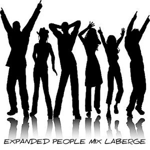 Expanded People mix justin Laberge