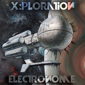 Electronome at X:Ploration 2017-11-10 (Suicide Circus Berlin)