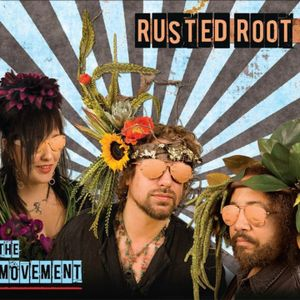Rusted Root - Revolution Live - Fort Lauderdale, FL - 2016-3-23