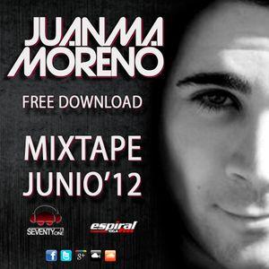 MIXTAPE JUNIO'12 by Juanma Moreno