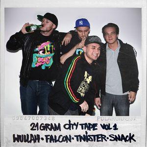 DJ Falcon aka funkyfalc-City Tape vol.1/recorded 9.2009/part of 21Gram Crew MixCD for City Hall Club