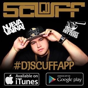 DJ SCUFF - AFRO-HOUSE MIX ABRIL 2015