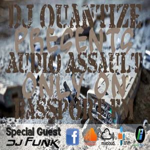 #76 BassPort FM - Aug 22nd 2015 (Special Guest DJ Funk)