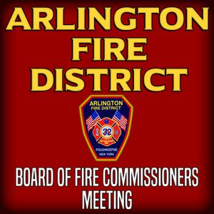 August 15, 2016 Board of Fire Commissioners Meeting : Arlington Fire District