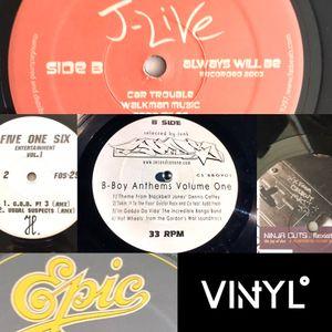 Vi4YL084: Mixtape - Walkman Music! 30 minutes of vinyl soul, funk and hip-hop grooves. Going DEEP.