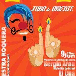 Desde la tercera cuerda  entrevista a Sergio Arau el día 09 06 2011 por Radio Faro 90.1 FM!!
