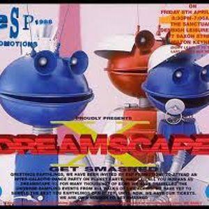 DJ LTJ Buckem Live @ Dreamscape 10