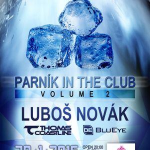 Luboš Novák @ The Club Granatina, 30.1.2016 (Parník In The Club Vol.2)