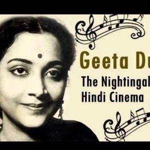 Geeta Dutt - Singer from Golden Era with a Golden Voice - Radio Zindagi 1550 AM broadcast