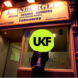 A wee taster before recording for UKF Edinburger