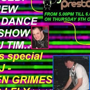 Energised - Old & New Skool Dance Music Show With DJ Tim - 9th June 2011 - Part 1