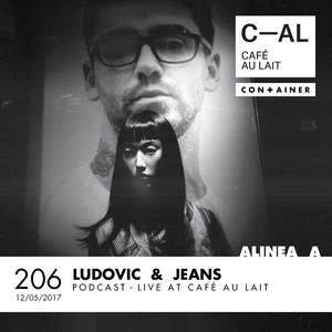 Alinea A #206 Ludovic & Jeans (Con+ainer)(Cafe Au Lait)