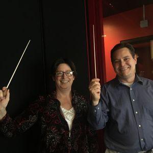Embracing Arlington Arts with Conductor of Arlington Philharmonic Scott Wood (2/6/18)