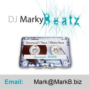 MarkyBeatz Commercial Dance Mix sample 8/12