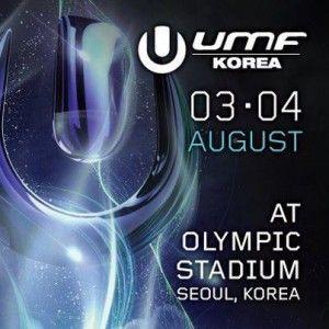 Carl Cox - Live at UMF Korea (Seoul) - 04.08.2012