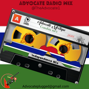 Advocate Gambia nice radio mix 2019 independence party