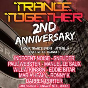Energy Box Promo Mix Trance Together 2nd Birthday
