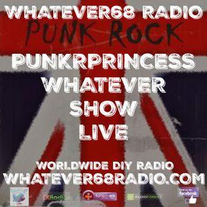 PunkrPrincess Whatever Show recorded live 3/26/16