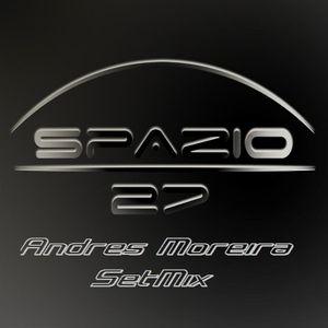 Andres Moreira - MIX 4 SPAZIO 27 (Sector Vip)