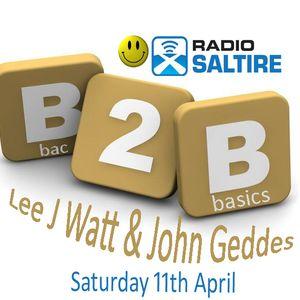 Lee J Watt, John Geddes - Bac2Basics 11th April 2015