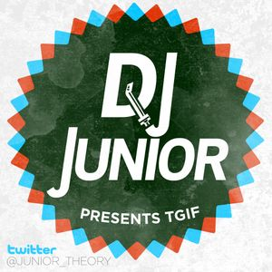 DJ JUNIOR - TGIF Mix#5 (80's ish)