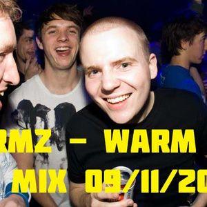 Jarmz warm up mix 09/11/2010