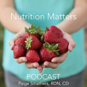 BONUS: Nutrition Matters State of the Podcast Address