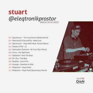 Stuart @eleqtronikprostor (Blatná 16112013)