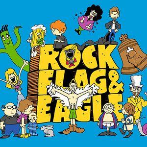 DISTILLATION008: Rock, Flag, & Eagle #2