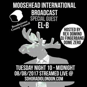Moosehead International Broadcast (08/08/2017)