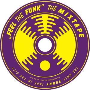 Feel The Funk Mixtape - Dj Pocoloco