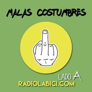 Malas Costumbres 02 10 16 en Radio Labici