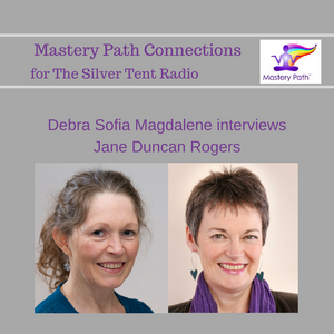Debra Sofia Magdalene interviews Jane Duncan Rogers - Death and Dying with Grace