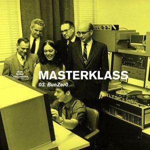 Masterklass #3 - Meat Beat Manifesto by BunZer0