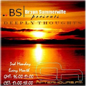Bryan Summerville - Deeply Thoughts 049