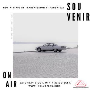 Souvenir - cold wave mixtape by DJ Alekzandra for InClub Radio