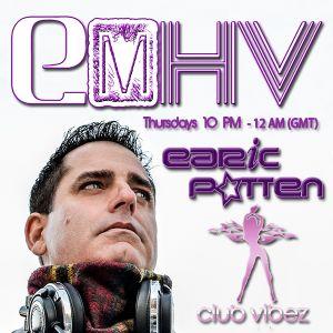 DJ Earic Patten's Elektrik Metro House Vibes Mix Sessions on Club Vibez Radio U.K. 06/19/14