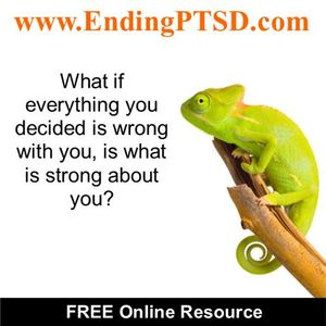 Ending PTSD with Heather Smith- Going Beyond Your Story