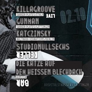 Killagroove - Live Set - JT Kellere in Gottingen at Tanzt - 02/10/2015